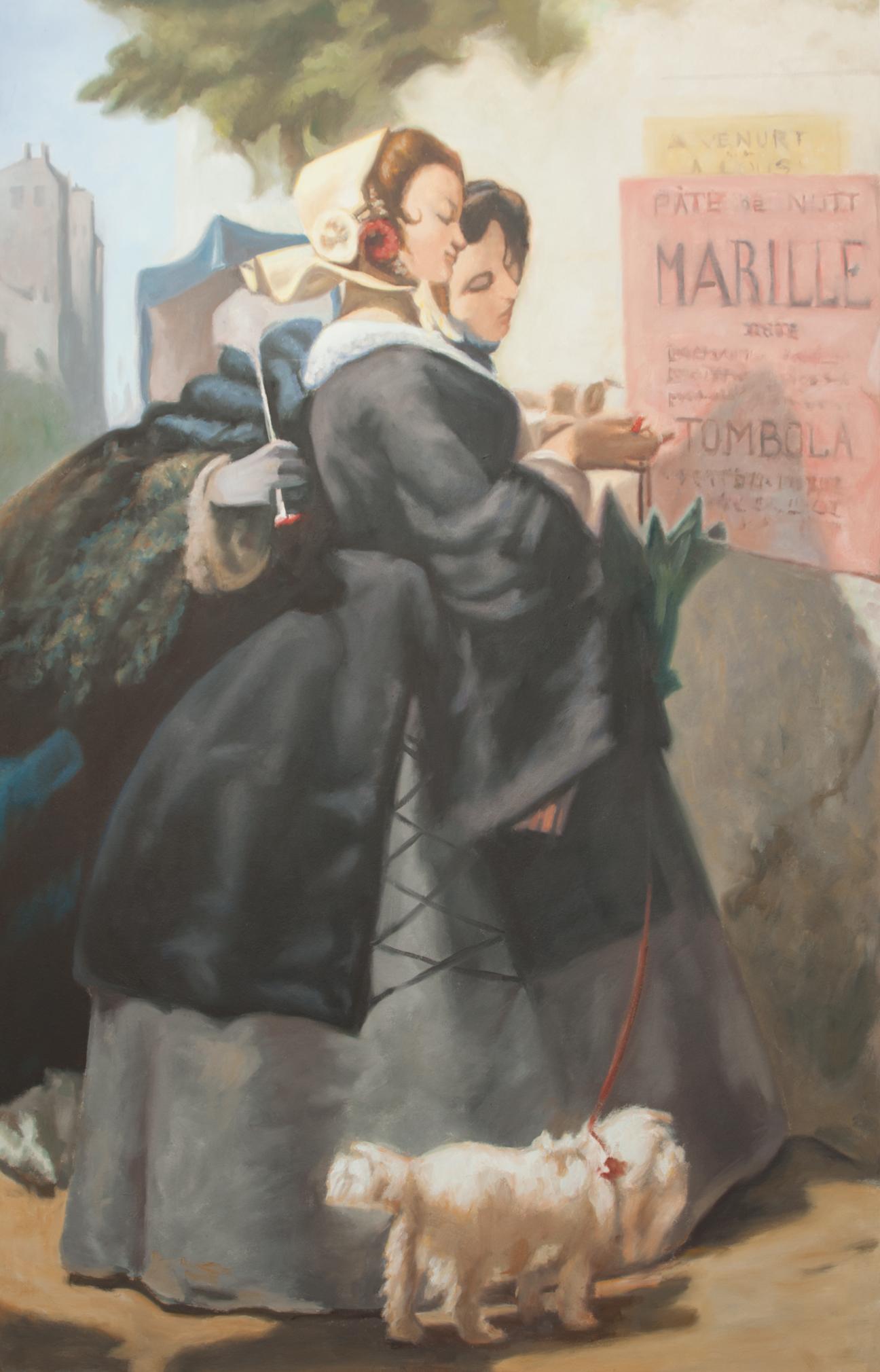 Reproduktion av Claes-Åke Schlönzig - Okänd konstnär - Affischen