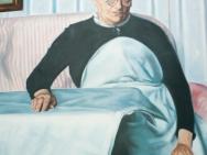 Reproduktion av Claes-Åke Schlönzig - Eva Bonnier - Hushållerskan