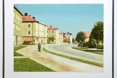 Claes-Åke Schlönzig - Västra vägen (1940 talet)