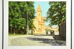 Claes-Åke Schlönzig - Gamla brandstationen 1940 talet