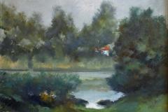 Lars Boëthius - Landskap