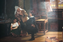 Reproduktion av Claes-Åke Schlönzig - Ernst Josephsson - Sagoberätterska