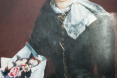 Reproduktion av Claes-Åke Schlönzig - Ernst Josephsson - Fröken Heyman
