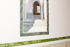 Reproduktion av Claes-Åke Schlönzig - Anders Zorn - Alhambra