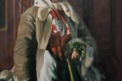 Reproduktion av Claes-Åke Schlönzig - Anders Zorn - Mona