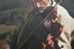 Reproduktion av Claes-Åke Schlönzig - Anders Zorn - Hins Anders