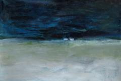 Berit Hammarbäck - Husen vid havet