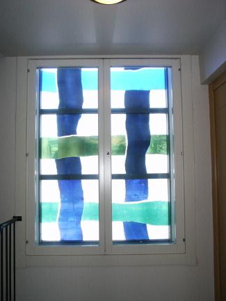 Maria Brofeldt - Målningar på glas