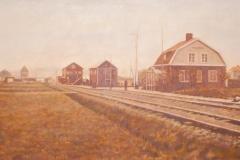 Tannefors järnvägsstation