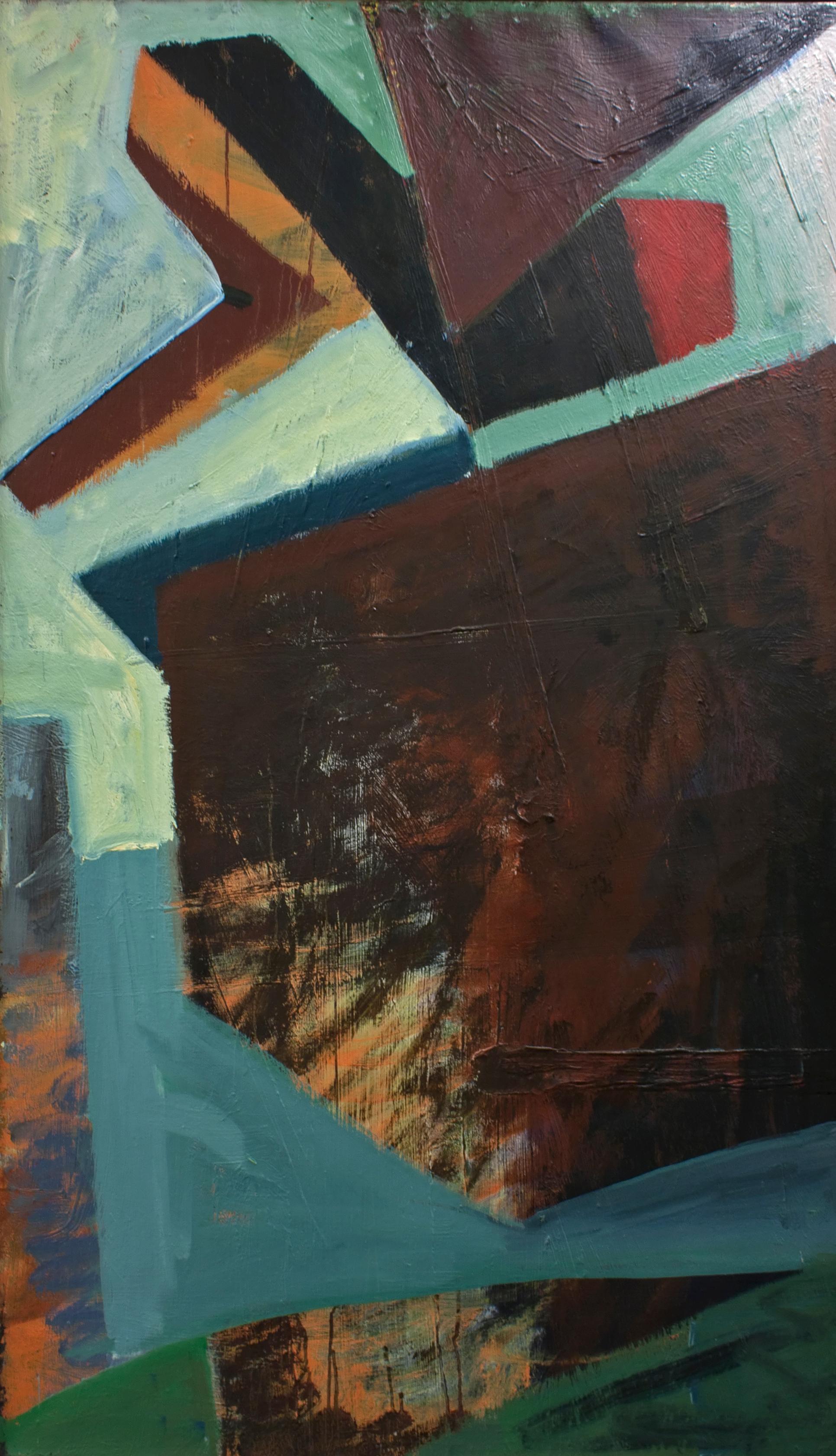 Bo Andersson - Abstrakt komposition (I)