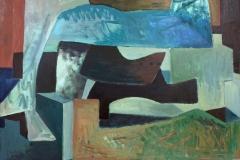 Bo Andersson - Abstrakt komposition (II)