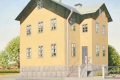 Claes-Åke Schlönzig - Bedingska Huset Hornbergstrand