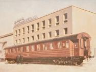 ASJ vagnstillverkning (1950-tal)