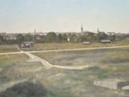 Utsikt från Kungsberget (1910)