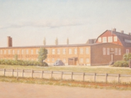 Linköpings Chokladfabrik G:a Tanneforsvägen
