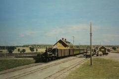 Täby Gamla Järnvägsstation - Sekelskiftet