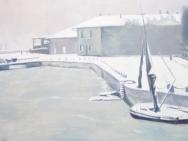 Reproduktion av Claes-Åke Schlönzig - Anna Gardell - Pustervik 1880