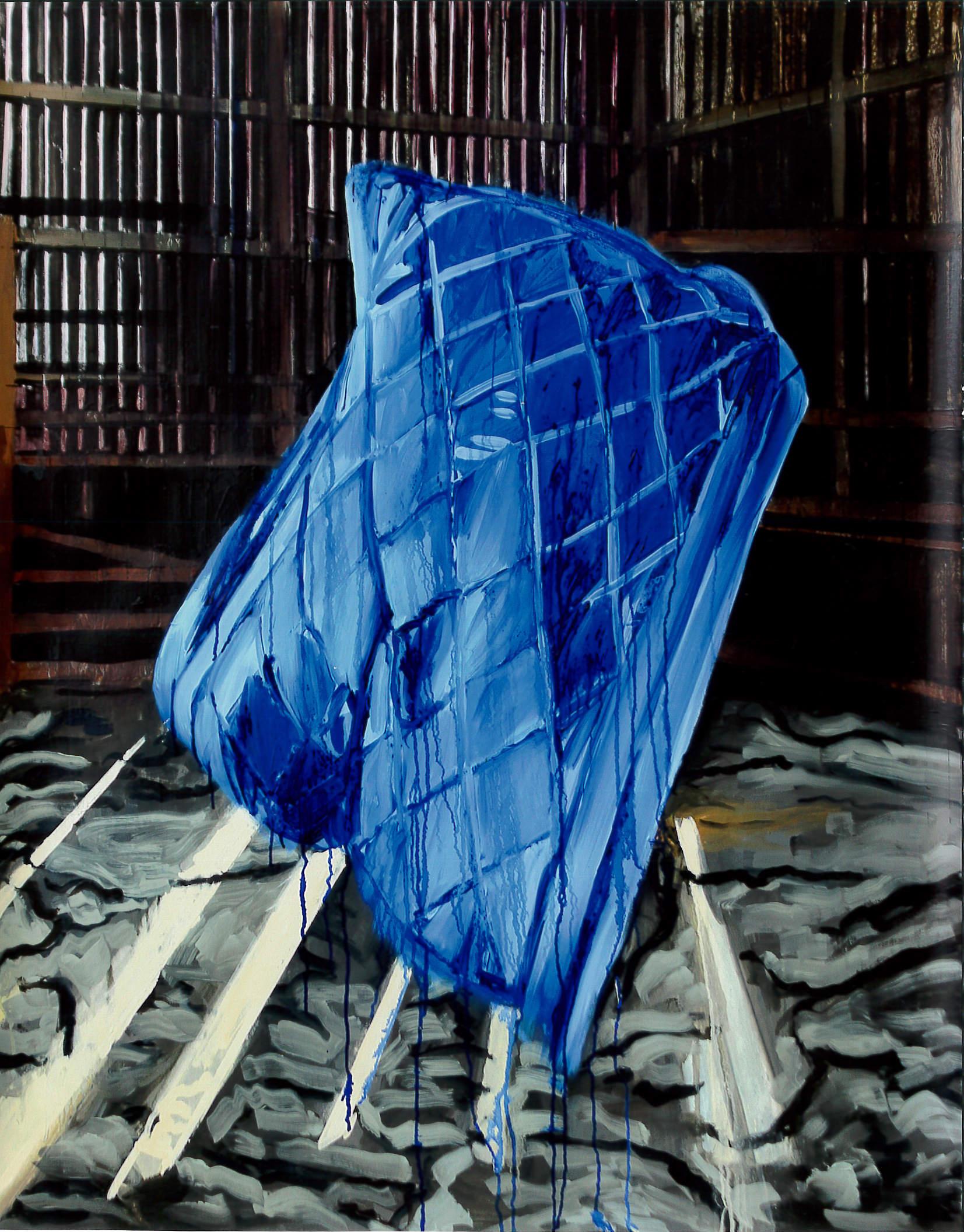 Blue Morpho - Klicka för att byta till perspektivbild.