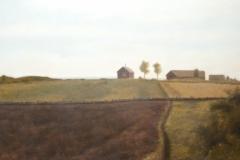 Landskap från Rystad Fritt efter CF Hernlund