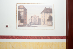 Hörnet Vasavägen - Platensgatan (1910)