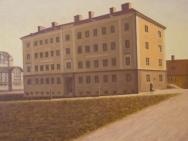 Vasatorget, Linköpings första bostadsförening (1927)