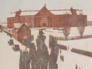 Claes-Åke Schlönzig - Katedralskolans jubileum (1927)