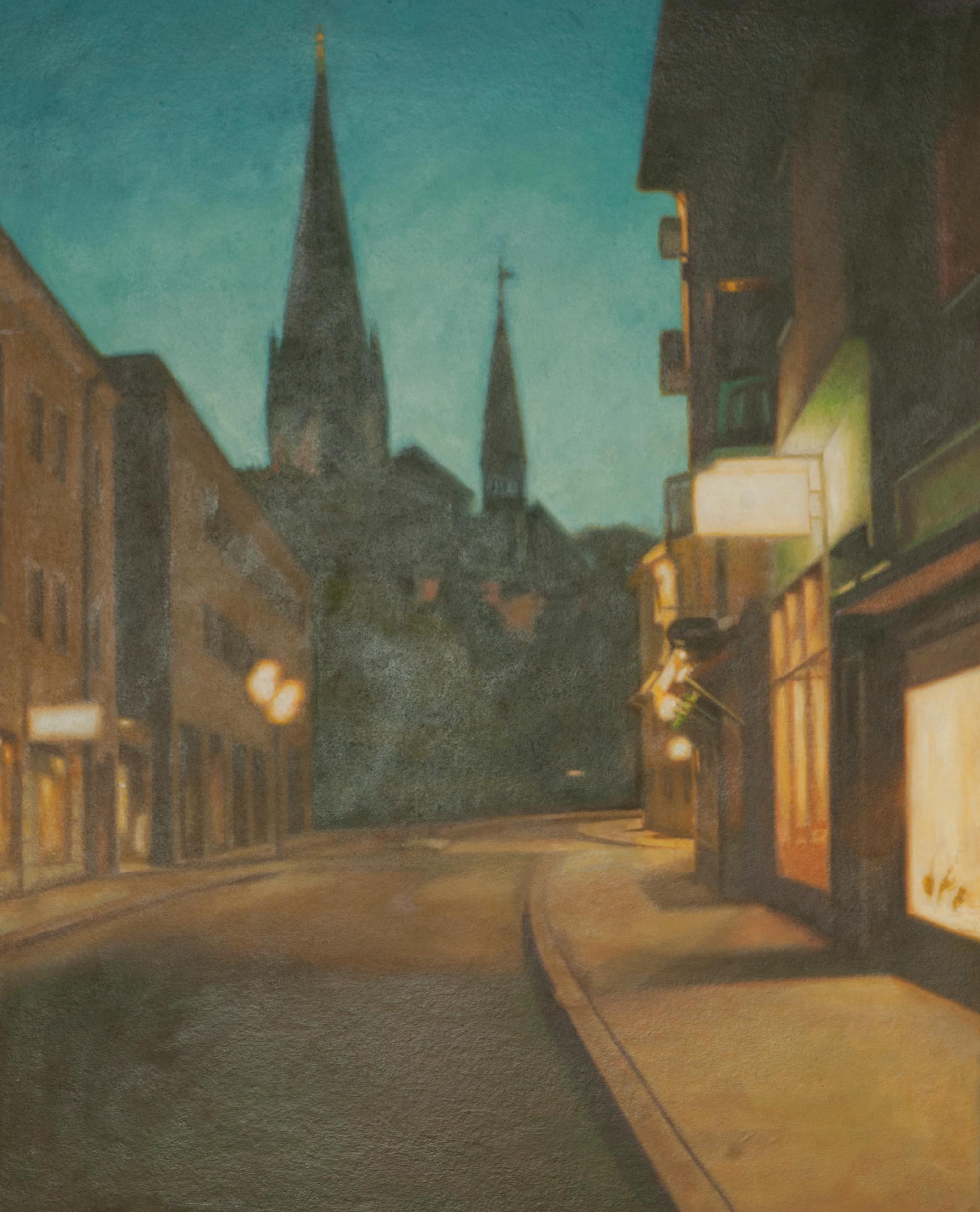 Ågatan (1998) - Klicka för att byta till perspektivbild.
