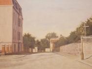 Korsningen Drottninggatan - Magasingatan (1910)