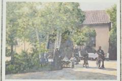Gårdshus från Kungsgatan (sekelskiftet)