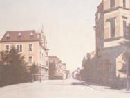 Linnegatan mot Drottninggatan (1910-tal)