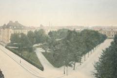 Utsikt Järnvägsparken