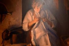 Sam Uhrdin - Kvinna med förkläde