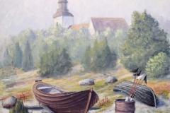Ragnar Persson - Prästens eka
