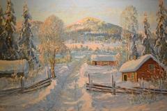 C B Larsson - Horedebuan Jämtland