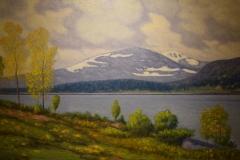 Otto Lindberg - Lapporten