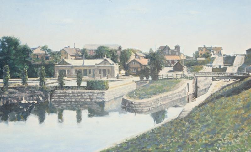 Tannefors slussar (1920-tal)