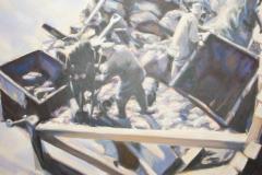 Kajarbete vid strömmen (1960-tal)