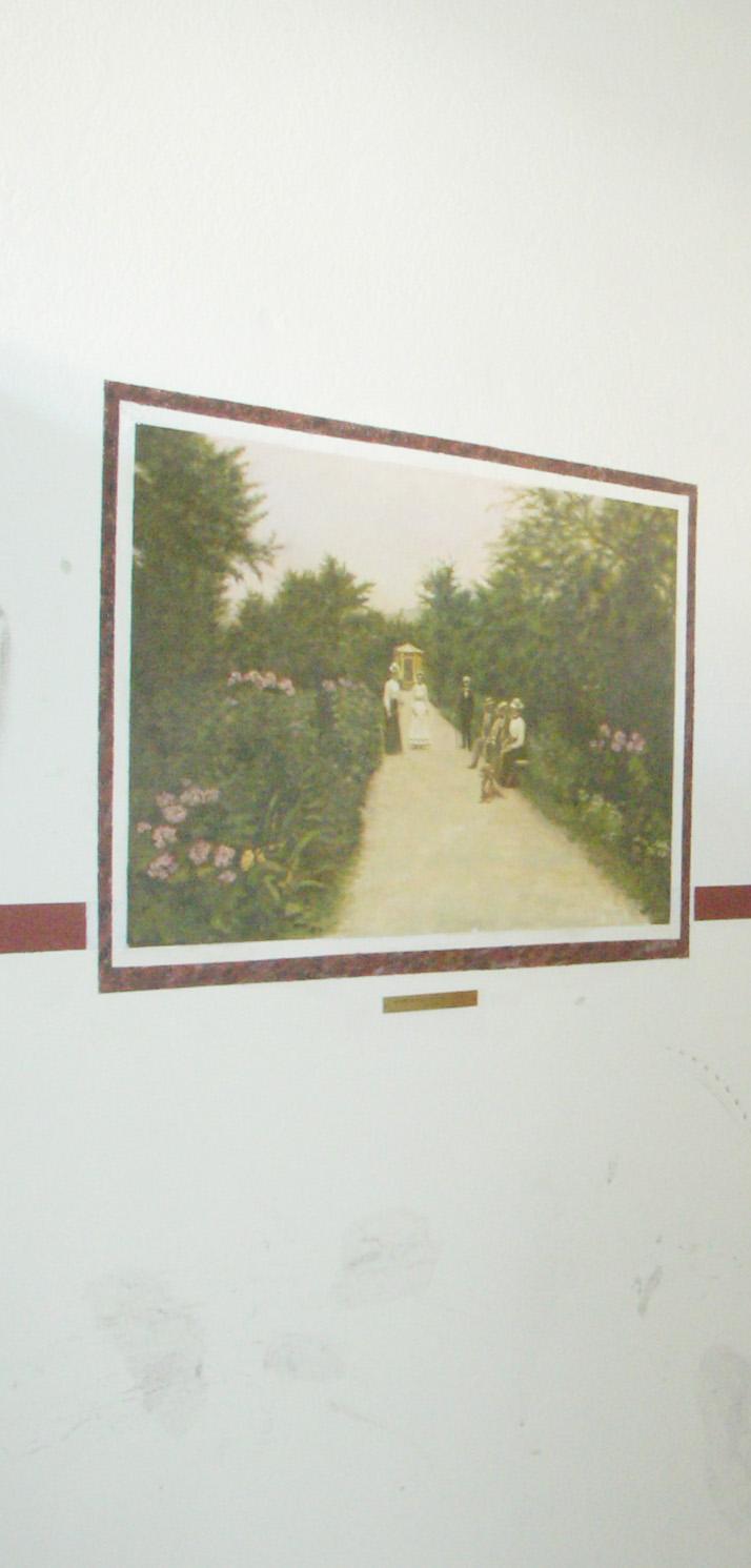 Familjebild från Handelsträdgården i Hejdegården - Klicka för att byta till närbild.