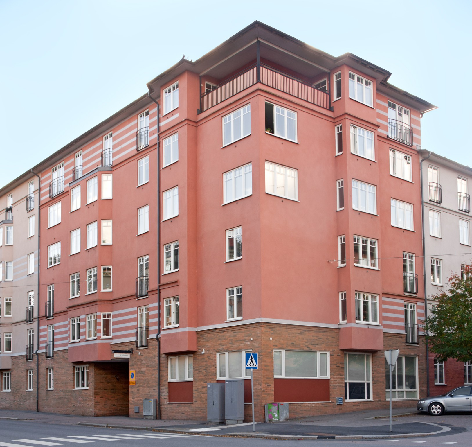 S:t Larsgatan 8 Sturegatan 6
