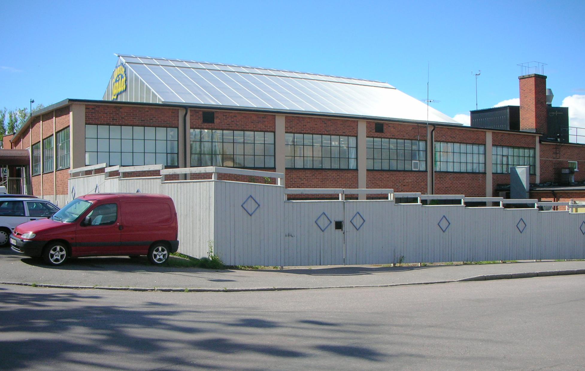 Hörnet Slöjdgatan - Gesällgatan