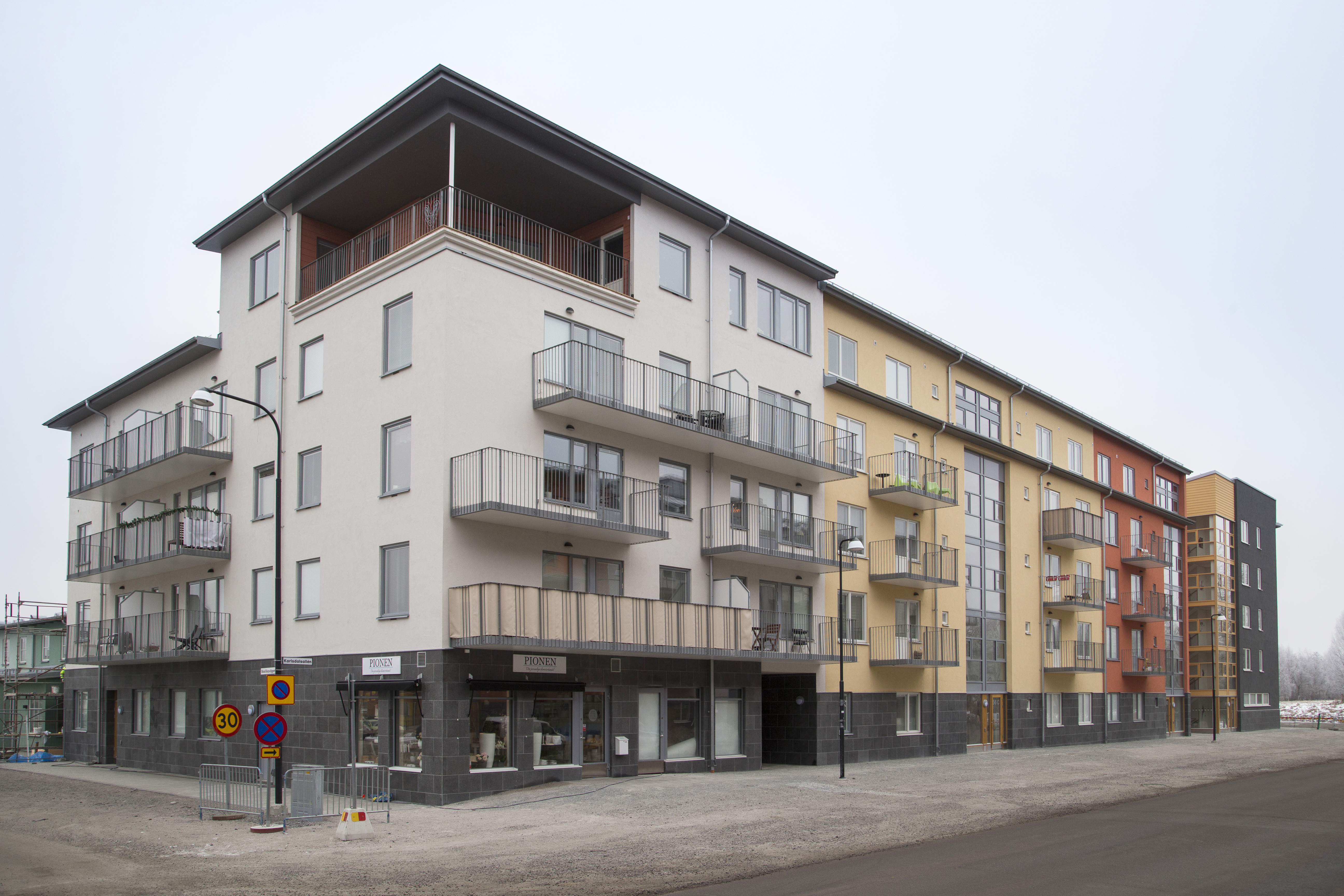 Karlsdalsallén