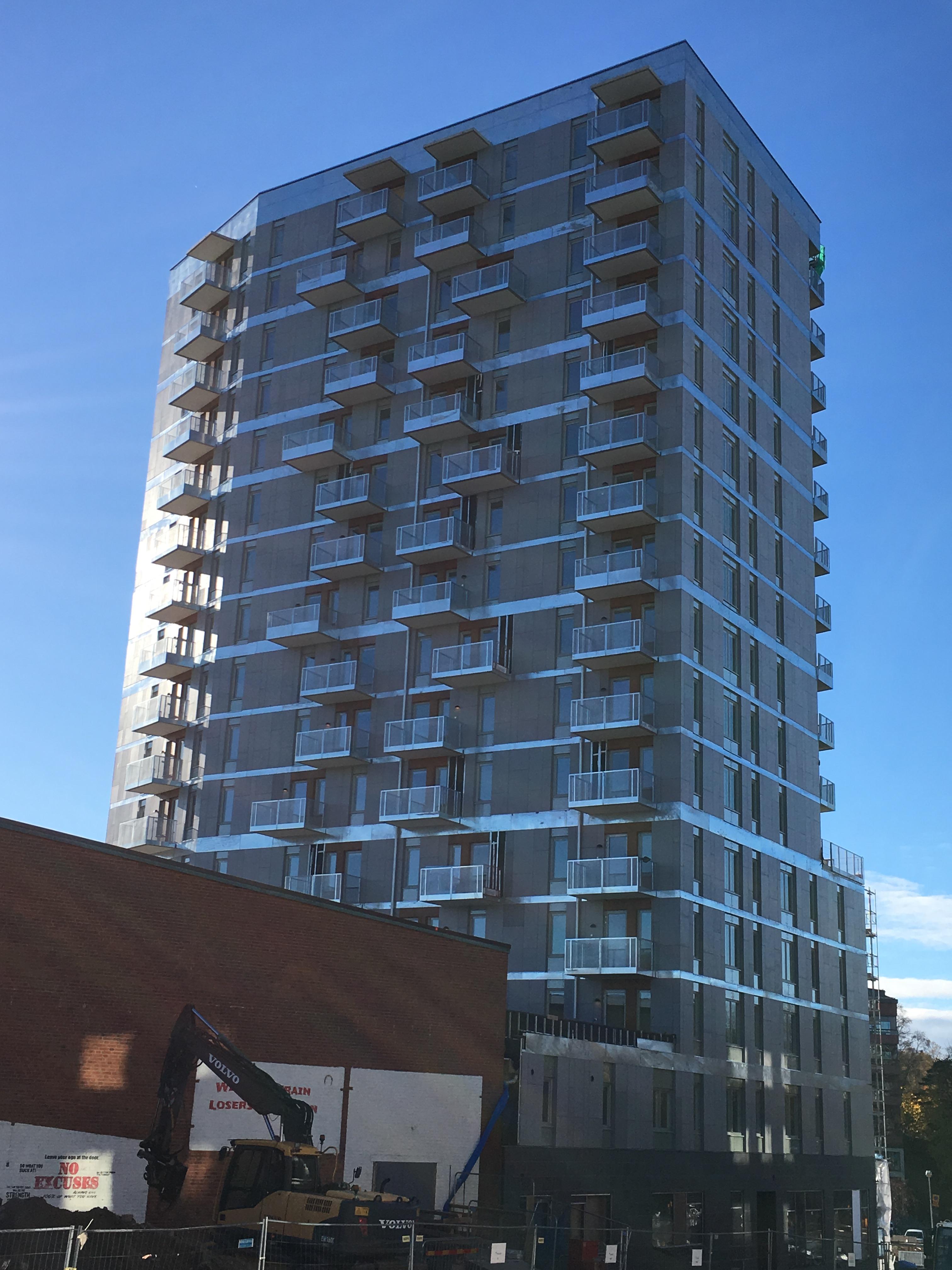 Fasad East 25okt